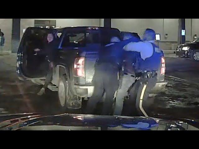 WARNING: Video shows violent RCMP arrest of Allan Adam 2