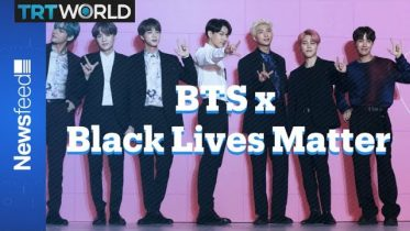 BTS ARMY Stands With Black Lives Matter 6