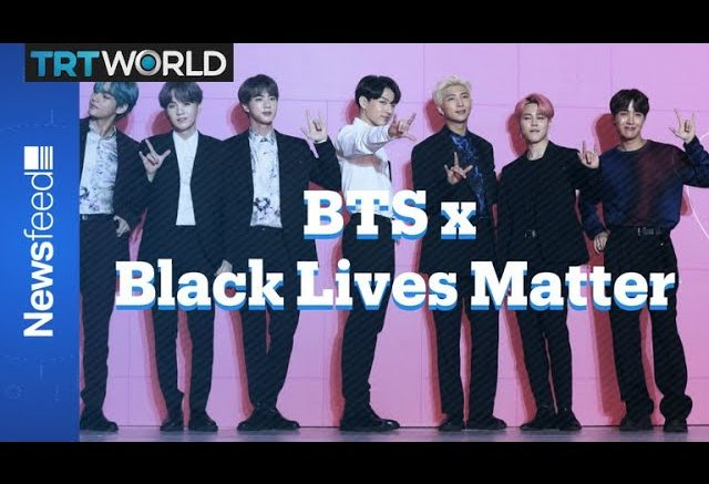 BTS ARMY Stands With Black Lives Matter 1