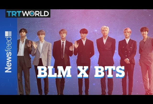 BLM x BTS: How the BTS Army Raised Money and Awareness 1