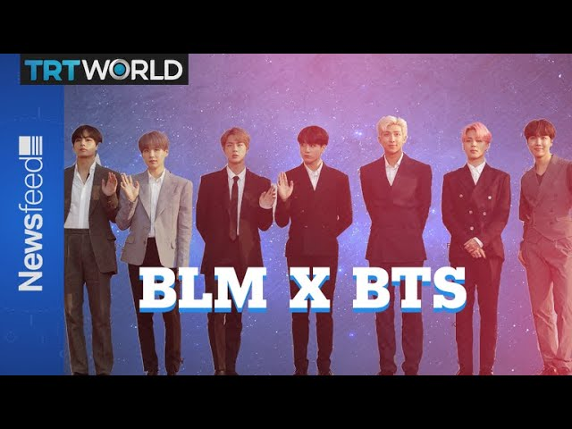 BLM x BTS: How the BTS Army Raised Money and Awareness 7