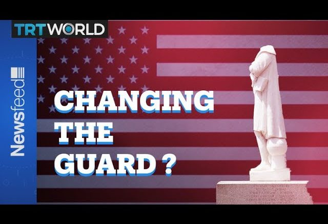 Changing the guard? US Military Symbolism 1