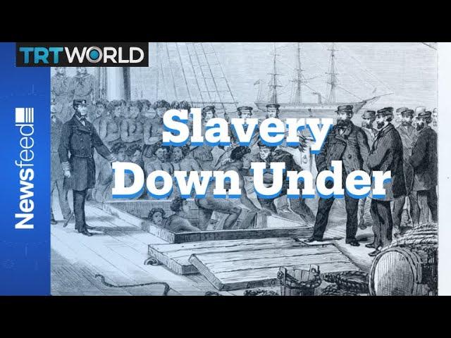 Australia's History Of Slavery 1