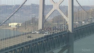 Anti-racism protesters arrested after blocking lanes on San Francisco's Bay Bridge 10