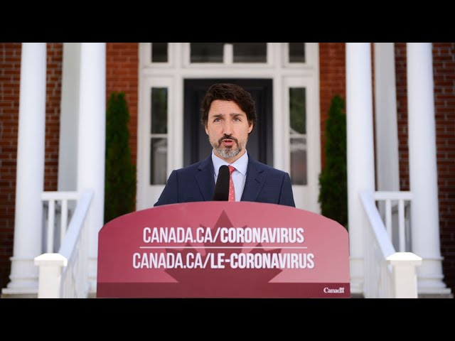 COVID-19 outbreak: Trudeau announces that the CERB will be extended for another eight weeks 9