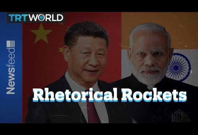 Indian Media and Chinese Media Face-off over Ladakh 1