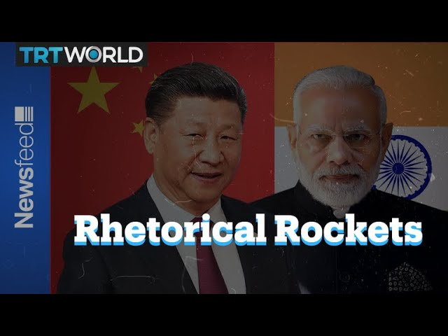 Indian Media and Chinese Media Face-off over Ladakh 9