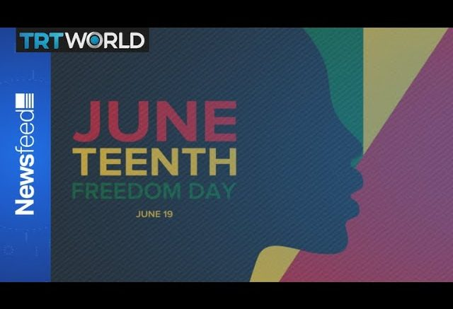 Juneteenth is underway.....but here's what you probably didn't know 1