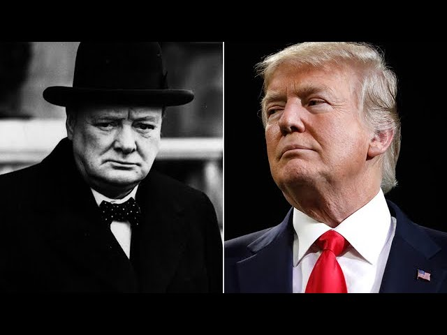 WH says Trump's act was like Churchill. Anderson Cooper isn't buying it 8