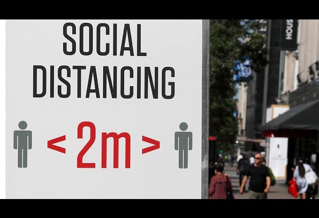 Majority of Canadians and Americans want to keep 2-metre distance 1