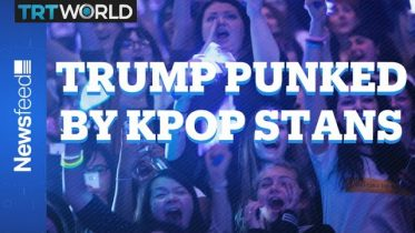 TRUMP PUNKED BY KPOP STANS 6