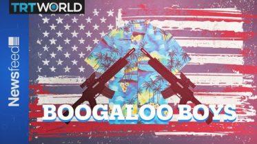 Boogaloo Boys: What? Why? Hawaiian Shirts? Really? 10