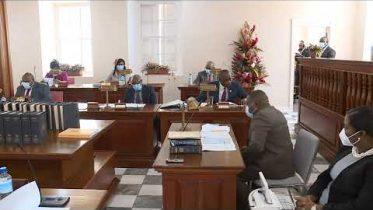 Presentation of Budget 2020 - 2021 6