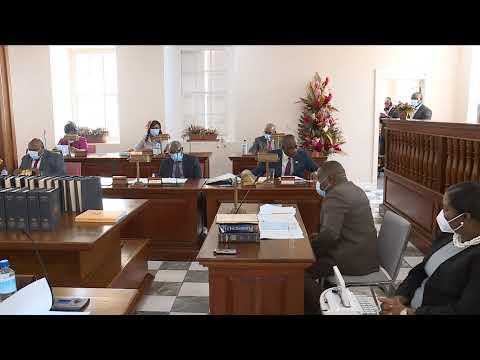 Presentation of Budget 2020 - 2021 1