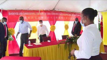 Commissioning Ceremony of West Coast Bridges 6