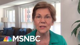 Sen. Warren On Lack Of PPP Oversight: 'This Cannot Become Our New Normal' | Stephanie Ruhle | MSNBC 9