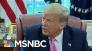 Trump Expected To Hold Coronavirus Briefing Without Task Force Members | Craig Melvin | MSNBC 4