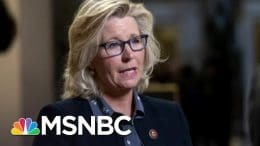 'Tense Moments' As Republicans Attack Liz Cheney During GOP Meeting | MSNBC 1
