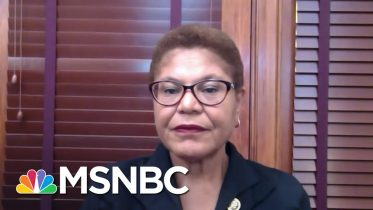Rep. Bass On Biden's VP: 'I Would Love To See Him Appoint Woman Of Color' | Andrea Mitchell | MSNBC 6