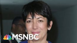 Ghislane Maxwell Arrested By FBI In Epstein Case, To Be Charged In NY | Stephanie Ruhle | MSNBC 1
