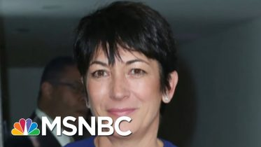 Ghislane Maxwell Arrested By FBI In Epstein Case, To Be Charged In NY | Stephanie Ruhle | MSNBC 6