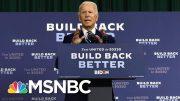 Biden Economic Plan To Focus On 'Undervalued' Caregivers And Parents | MSNBC 3