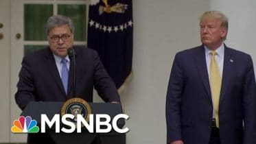 Why Bill Barr Faces A Reckoning If Trump Loses | The Beat With Ari Melber | MSNBC 6