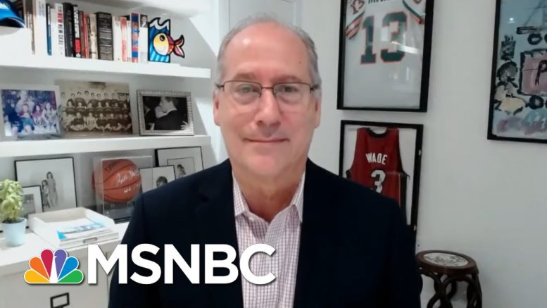 Miami Beach Mayor: Going Out On July 4 'Entirely The Wrong Thing To Do' | Hallie Jackson | MSNBC 1