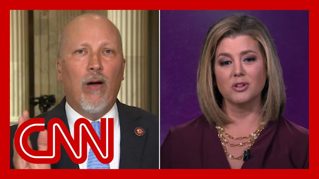 'You think everything is fine?' Keilar grills GOP lawmaker on Covid-19 1