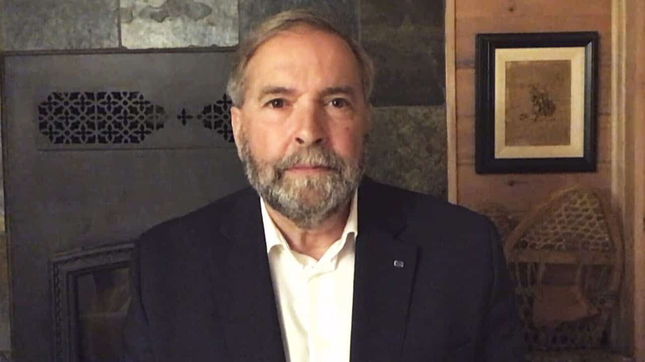 Mulcair: What kind of finance minister can't keep track of his own finances? 1