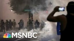 Russel Honoré On Feds in Portland: 'What Kind Of Bullsh-t Is This!?' | The 11th Hour | MSNBC 9