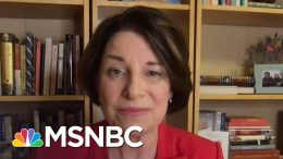 Sen. Klobuchar: Paper Ballots, Election Funding Essential To Fight Foreign Interference | MSNBC 6