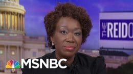 Joy Reid: Trump Has Always Been A 'Really Racist Man' Who Craved Power | The ReidOut | MSNBC 4