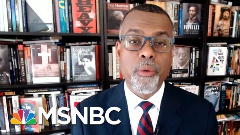 Building A World Where Racism Has 'No Quarter To Breathe'   Morning Joe   MSNBC 1