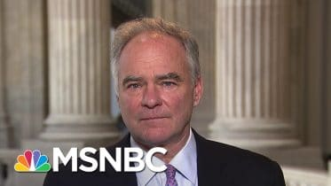 "Sen. Kaine On Trump Administration's China Foreign Policy: ""What We Don't See Is A Strategy"" 