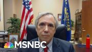 Merkley: Trump Has Brought Authoritarian Tactics To The Streets Of Our Country | Deadline | MSNBC 3