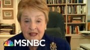 Madeleine Albright Reacts To Deployment Of Federal Agents In U.S. Cities | All In | MSNBC 2