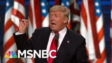 See How Trump Could Lose Re-Election Over 'Law And Order' Police Clash | MSNBC 1