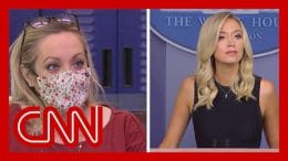 No, this reporter didn't call Kayleigh McEnany a 'lying b**ch' 9