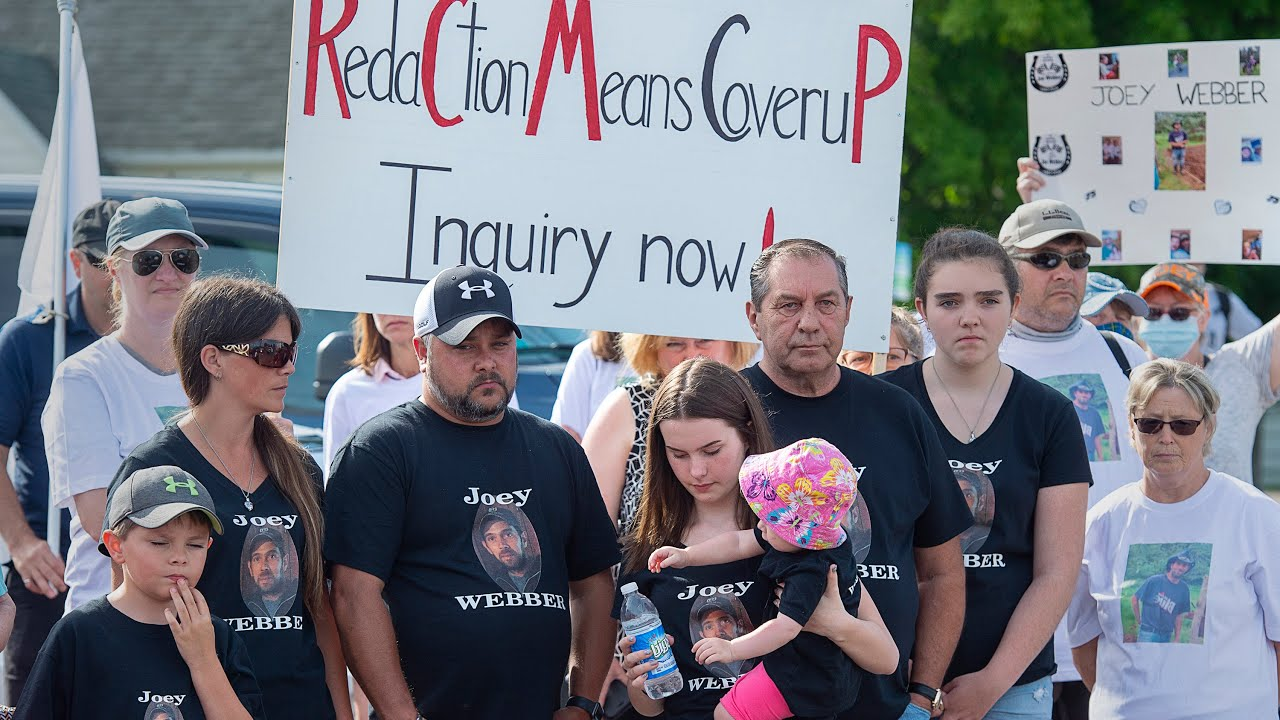 It was Canada's worst mass shooting, so why won't there be a public inquiry in Nova Scotia? 8