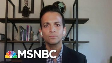 Dr. Vin Gupta: 'There Is No School Reopening Strategy'   The Last Word   MSNBC 6