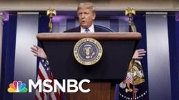 'Person. Woman. Man. Camera. TV.' Trump Brags About Cognitive Test | The 11th Hour | MSNBC 7