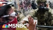 Schmidt: Trump's Portland Crackdown Is Frightening Federal Thuggery | The 11th Hour | MSNBC 4