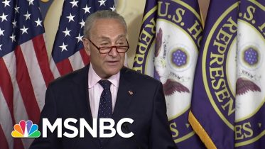 Schumer: Republicans Are 'So Divided' They Cannot Come Up With A Coronavirus Plan | MSNBC 6