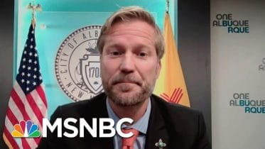 Albuquerque Mayor On Fed Forces: 'Our City Will Hold Them Accountable' | Hallie Jackson | MSNBC 6