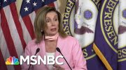 Pelosi: Republicans Are 'Not Facing The Reality' Of Impact Of Coronavirus | MSNBC 4