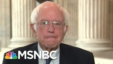Sen. Sanders: 'Congress Has Got To Stand With Working Families' | Andrea Mitchell | MSNBC 6