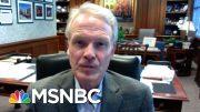 President Of Houston Methodist Hospital On Mask Order: I Applaud The Decision | MTP Daily | MSNBC 5