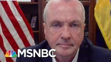 Gov. Murphy On Lack Of Federal Fund For States: 'It's A Disaster' | MTP Daily | MSNBC 6