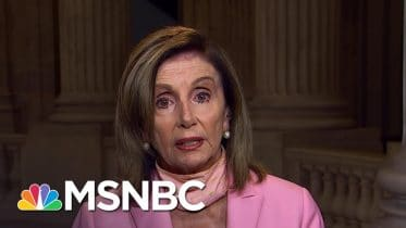 Nancy Pelosi Says The GOP Is In 'Total Disarray' With Their Pandemic Response | The ReidOut | MSNBC 5
